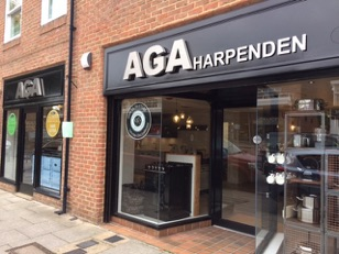 new in harpenden from